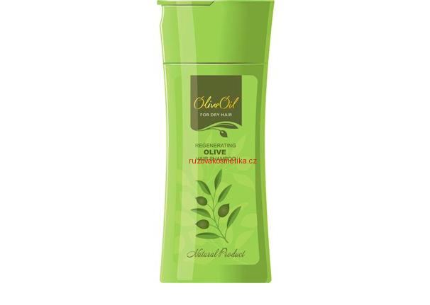 AKCIA: 5ks BioFresh regeneračný šampón s olivovým olejom 200 ml (5 x 200 ml)