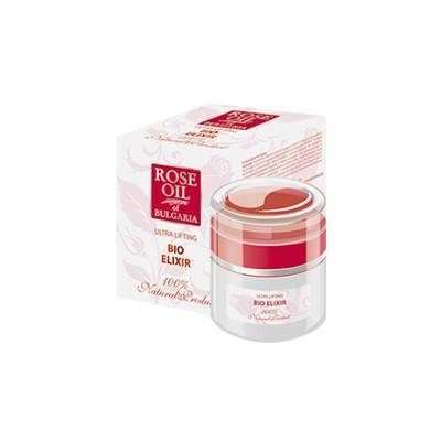 BioFresh Rose Oil bio elixír proti stárnutí pleti s růžovým olejem 50 ml (Prvotřídní bio produkt za speciální uváděcí cenu!)
