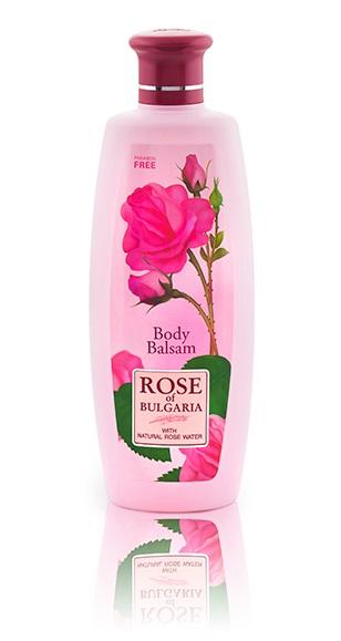 BioFresh tělový balzám s růžovou vodou 330 ml (Intenzivní hydratace a výživa pro Vaši pokožku.)