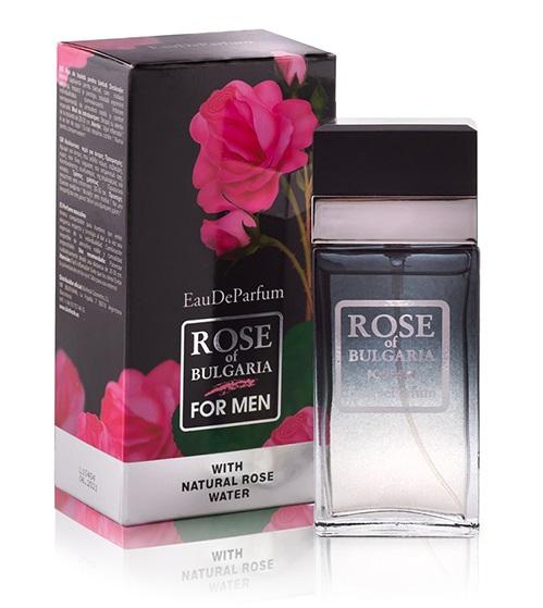 BioFresh pánská parfumovaná růžová voda 60 ml (Růžová vůně i pro muže!)