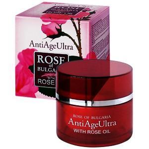 BioFresh Ultra anti-age krém s růžovým olejem 50ml (Exkluzivní produkt pro starostlivost o pleť, bez parabenů!)
