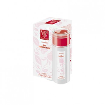 BioFresh Bio organická koncentrovaná růžová voda 125 ml (Přírodní produkt prvotřídní kvality!)