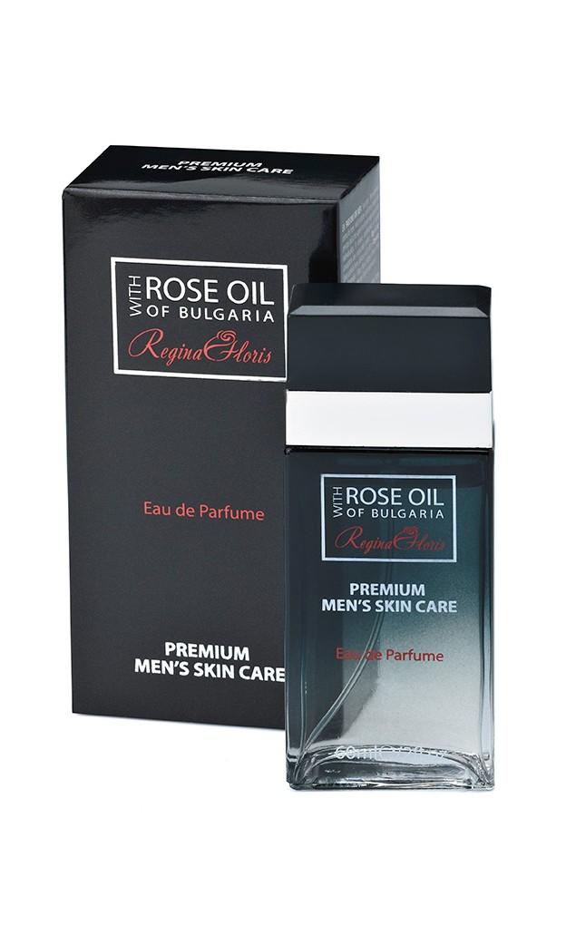 BioFresh luxusní parfumovaná voda s růžovým olejem pro pány 60 ml (Exkluzivní pánská vůně s obsahem růžového oleje zaručí jeho jediněčnost a dlouhotrvající vůni)