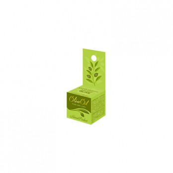BioFresh balzám na rty s olivovým olejem a UV filtrem 5ml (Obsahuje UV filtr, olivový olej, vitamin E, včelí vosk a bambucké máslo)
